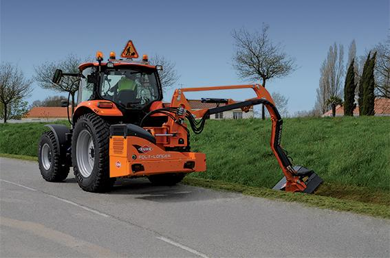 POLY-LONGER 5050 SPA Hedge and Grass Cutters: comfort superiore!